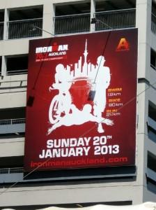 Half Ironman de Auckland