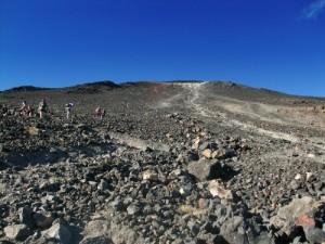 Ascension du Ngauruhoe