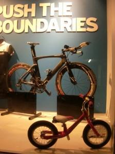 Nos nouveaux vélos