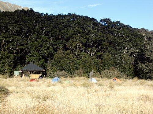 Iris Burn Camp Site