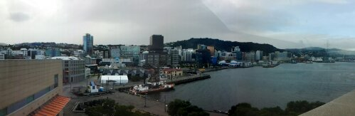 Le port de Wellington