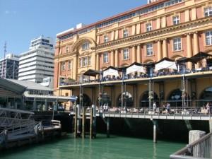 Port d'Auckland