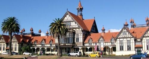 musée de Rotorua