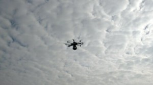Drone à Hobbiton