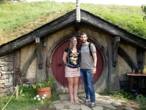 notre maison de Hobbit