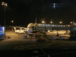 Notre A380 Emirates pour la Nouvelle-Zélande