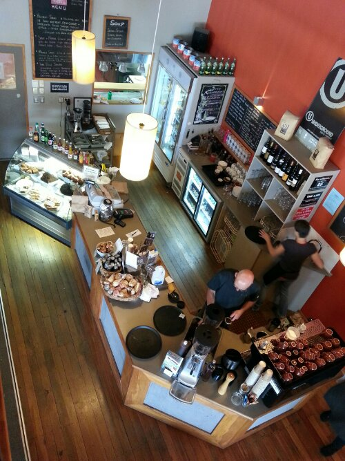Eat & Deli Bar, Fairlie