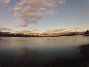 La baie d'Akaroa